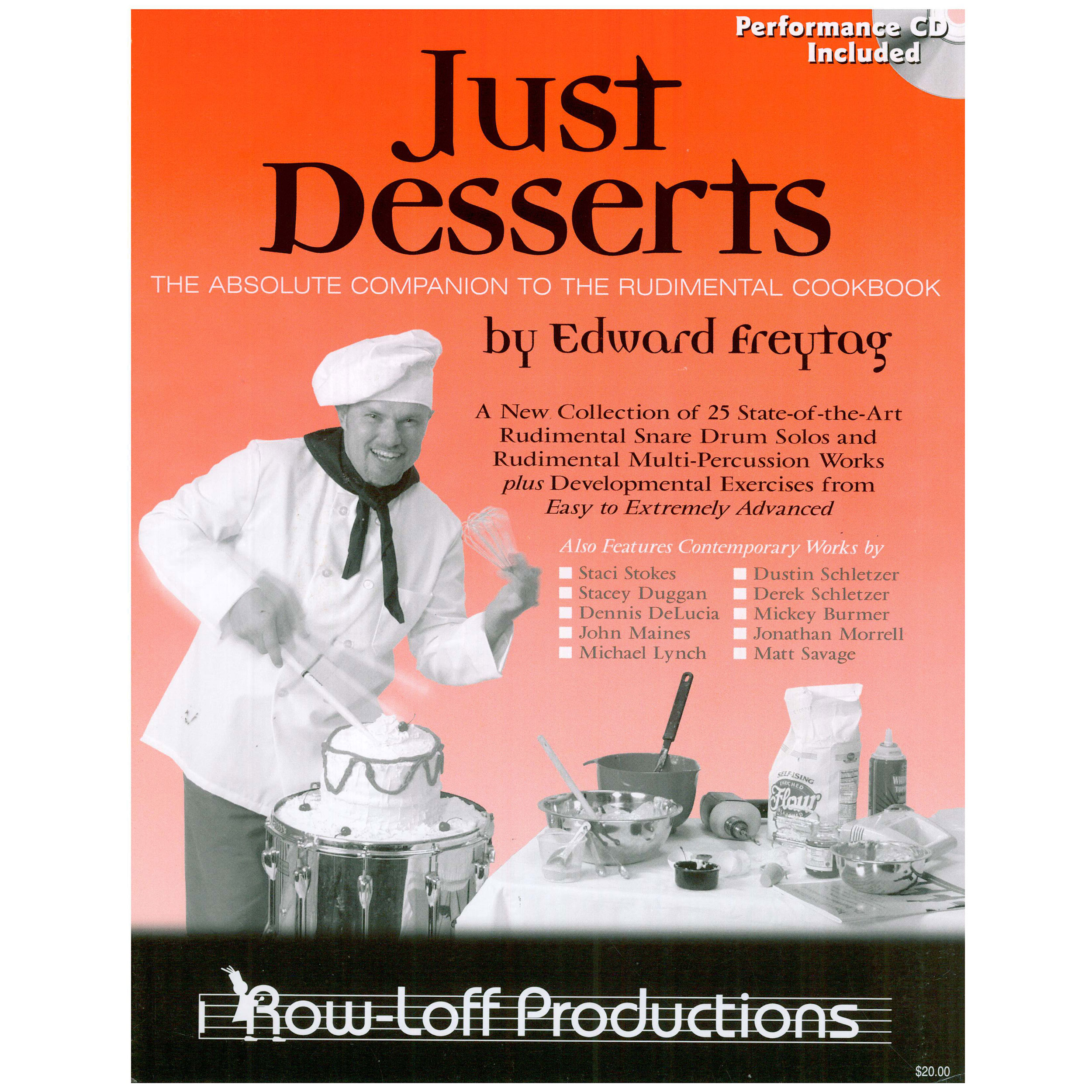 Just Desserts by Edward Freytag